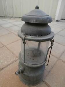 Vintage Kerosene Lamp.
