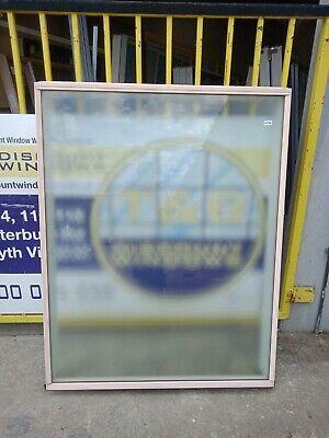 Aluminum Fixed Window 1545 H x 1205 W (Item 4246/4) Pink