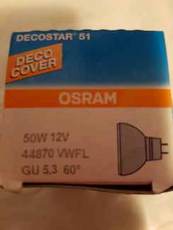 TEACH LAMP  & LAMP &OSRAM EACH  $30