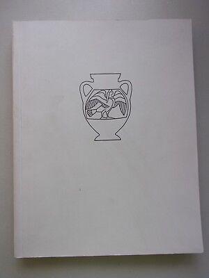 Antike Kunstwerke aus der Sammlung Ludwig I Frühe Tonsarkophage und Vasen Katalo