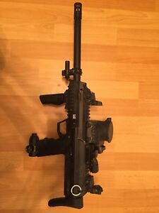 BT-TM7 Paintball gun