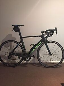 Make an offer! As new carbon road bike Avanti Corsa DR 2 Acton North Canberra Preview