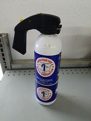 Afsc Halon 1211 Fire Extinguisher 5bc Liquified Gas Type Model Bk-720