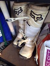 Female motocross boots Aberglasslyn Maitland Area Preview