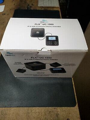 Revolabs - Flx Uc 1500 - Ip Usb Conference Phone Extended Microphones