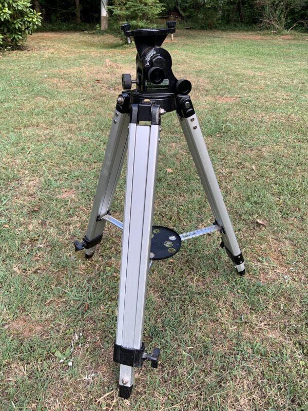 """Meade ETX Deluxe Field Tripod For ETX Telescope (Adjustable 34""""-54"""")"""