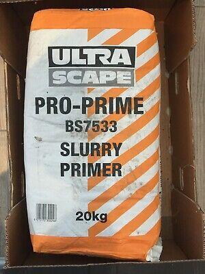 Pro-Priming Slurry primer 20KG ( 4 bags)