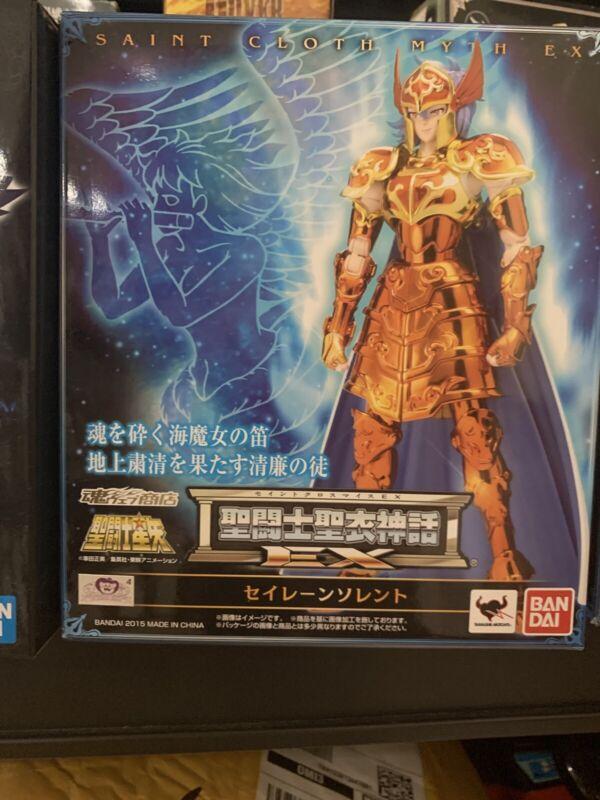 Bandai Saint Seiya Myth Ex Sorrento Siren