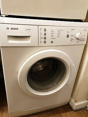 Bosch washing machine used