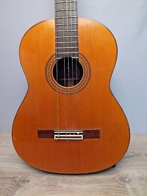 Eduardo Ferrer Flamenco Guitar Spanish w/ his Signature and Dated 1982