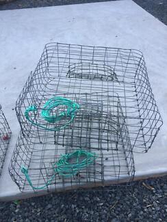 4x crab traps