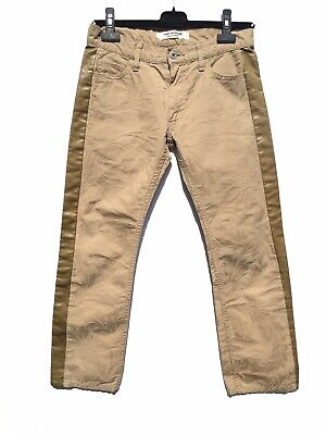 Junya Watanabe Come Des Garçons Embossed Trousers SS XS Shirt CDG Plus Homme