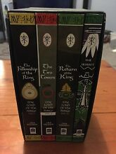 The Lord of the Rings / The Hobbit book collection Swan View Swan Area Preview