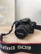 Canon EOS 1000D - 10.1 MP Digital DSLR Camera Newtown Inner Sydney Preview