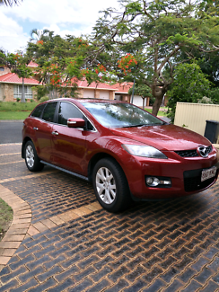 Mazda Cx-7 2007 Luxury ER Series 1 Auto 4WD MY07