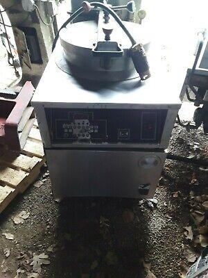 Bki-fkm-fc Electric Pressure Fryer