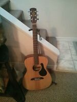 Alvarez(rf8) acoustic electric with all you need