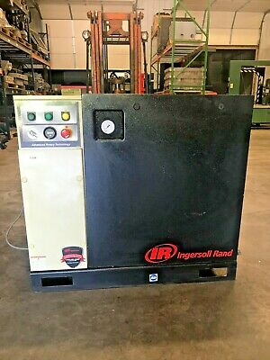 Ingersoll Rand Up6-5-125 Rotary Screw Air Compressor 5 Hp 125 Psi  11556