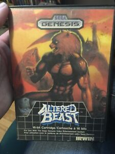 Altered Beast Sega Genesis