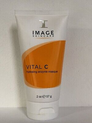 IMAGE Skincare Vital C Hydrating Enzyme Masque 2 oz USED