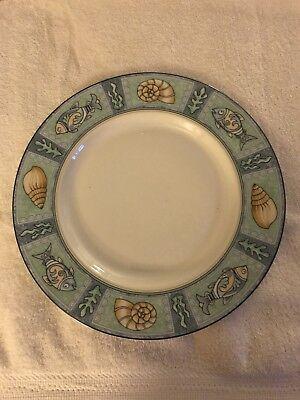 Studio Nova Mystic Bay Chop Plate Round Platter