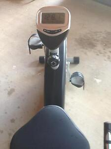 Recumbent exercise bike Cashmere Pine Rivers Area Preview