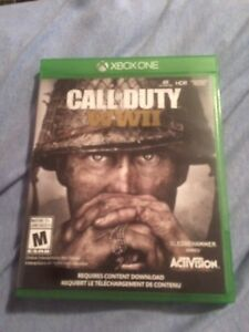 Call of duty WW2 for Xbox