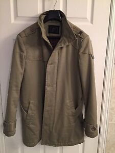 Energie 3/4 Army Trench Coat