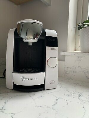 bosch tassimo coffee machine used