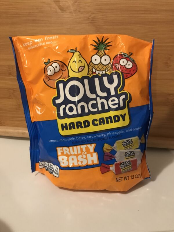 Jolly Rancher Hard Candy Fruity Bash Flavors, 13 oz