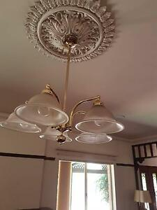 Beautiful cut glass chandeliers Hovea Mundaring Area Preview