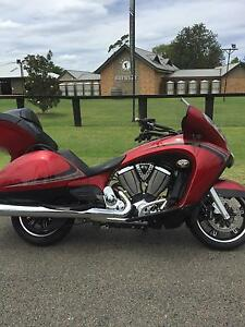 2012 Victory Vision Tourer Liverpool Liverpool Area Preview