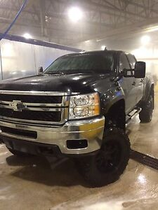 2011 Chevy 2500 6.6L Duramax for sale
