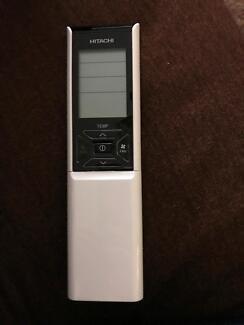 Hitachi universal aircon remote