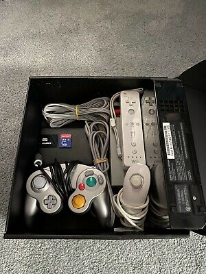 Nintendo Wii Modded Console Plug and Play Bundle! (1TB HDD With 10,000+ Games!)