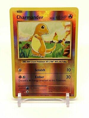 Charmander REVERSE HOLO 9/108 Pokemon TCG XY Evolutions Card M-NM