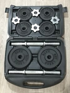 Dumbbell Weights Set - SOLD pending pick up