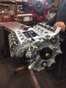 Hemi 5.7L engine rebuilds and repairs