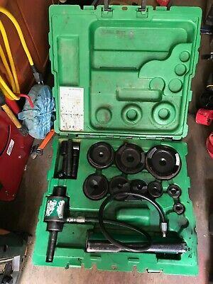 Greenlee 7310 Sb Hydraulic Slug Buster