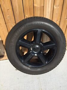 20 inch GM truck wheels
