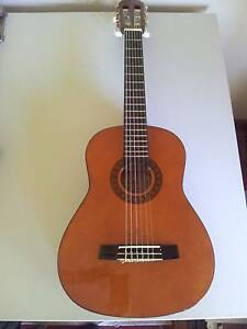 Small Valencia CG1K Classical Guitar Warburton Yarra Ranges Preview