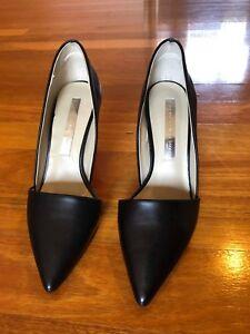 Wayne Cooper black heels size 39 Yowie Bay Sutherland Area Preview