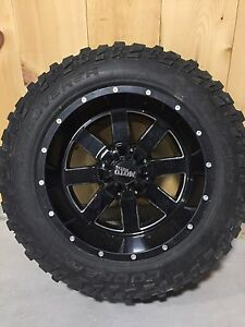 20x12 moto metal -44 offset on 34x12ish cooper stt pro