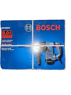 Bosch - New - 1-18 - Sds Rotary Hammer W Vibration Control - Model Rh328vc