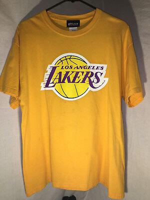 LOS ANGELES LAKERS PAU GASOL NBA STORE EXCLUSIVE MENS T SHIRT  Size L ()