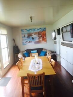 Onsite caravan/Bus with Bondor hard annex Tailem Bend The Coorong Area Preview