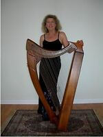 Harp music for weddings and special occasions