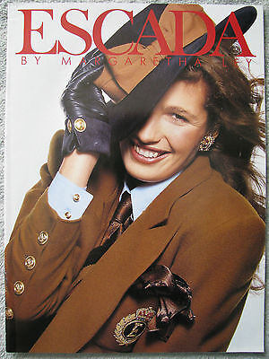 ESCADA Catalog Fabienne Terwinghe ELAINE Irwin KARA Young IMAN Gail Elliott 80's