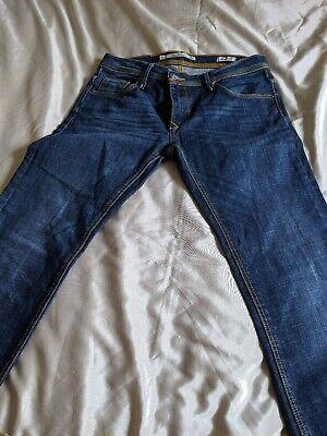 Zara Blue Jeans Size UK 8