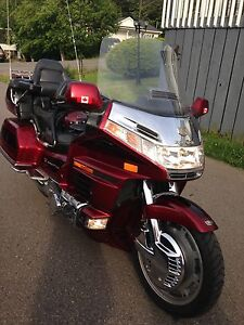 1999 Gold Wing